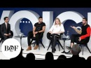 Gender Revolution Dr Shazhan Amed Hanne Gaby Phillip Picardi with Laith Ashley BoFVOICES 2017