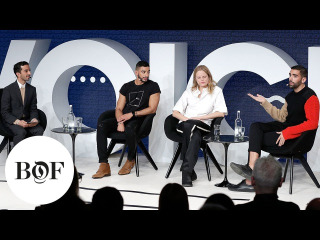 Gender Revolution | Dr Shazhan Amed, Hanne Gaby, Phillip Picardi with Laith Ashley | BoFVOICES 2017