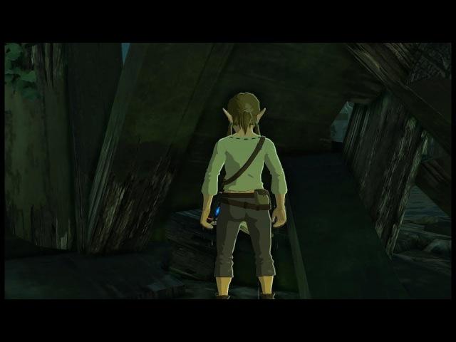 The Legend of Zelda: Breath of the Wild - EX Морская легенда
