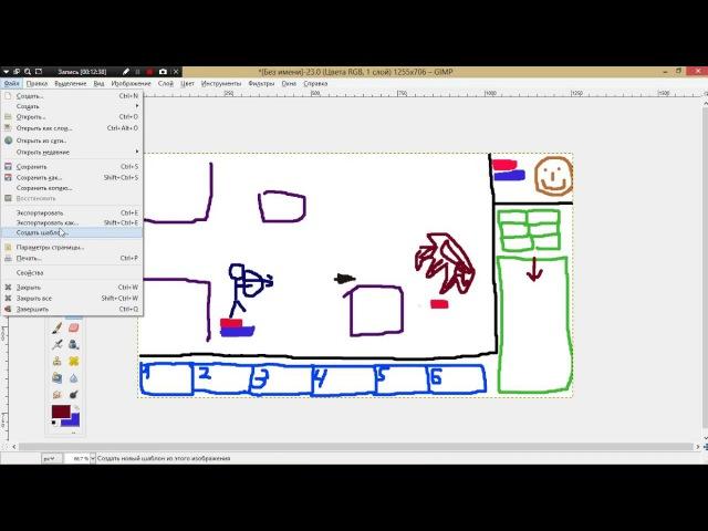 Заметки Junior a: программирование на Python. Пишем свою RPG игру с нуля. Часть 1: Вступление