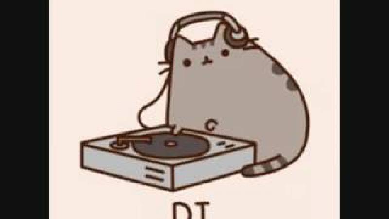 Pusheen Cat Пушин Кэт Опа гангам стайл
