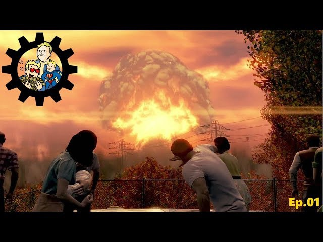 Fallout 4:Let's Play: Xbox One: Tips, Tricks More Ep1: Radroach to Mirelurk Queen