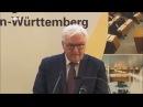 Der hohe Anteil an Ausländern in Deutschen Großstädten - Baum fragt Steinmeier antwortet