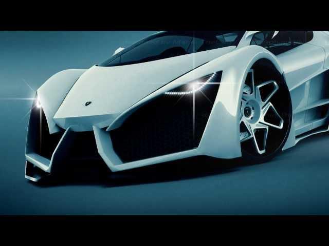 Lamborghini SINISTRO concept (Beware the Predator)