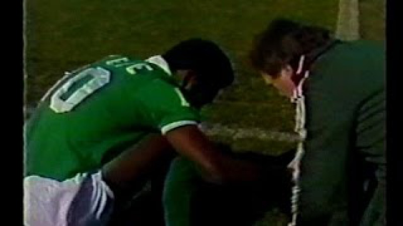 1977 New York Cosmos VS Connecticut Bicentennials