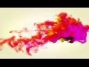 Футаж цветной дым/пыль 20 для интро бесплатно скачать