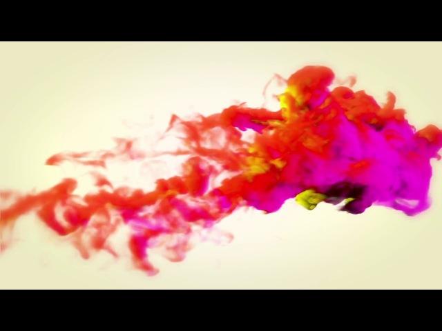Футаж цветной дым/пыль 20 для интро: бесплатно скачать