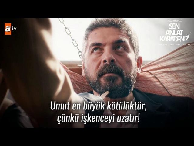 """Sen Anlat Karadeniz on Instagram """"Umut en büyük kötülüktür, çünkü işkenceyi uzatır… Mustafa, Vedat'ın elinde! SenAnlatKaradeniz @sinegrafoffic..."""