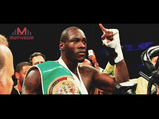 Deontay Wilder - BRING THE PAIN (39-0)