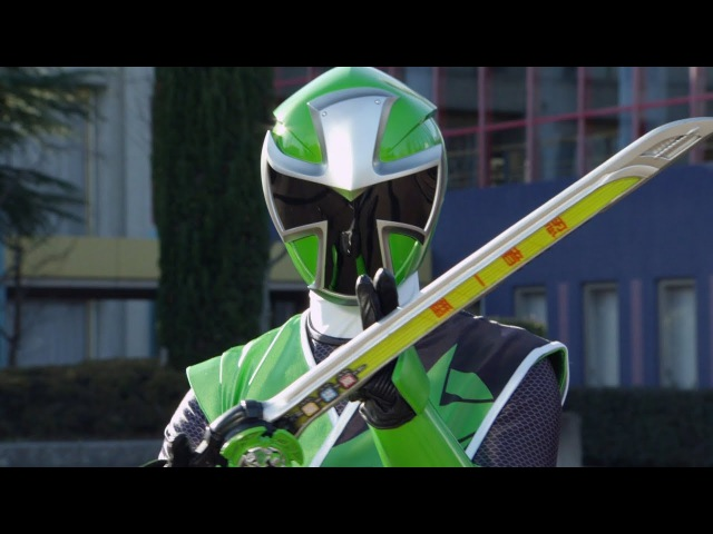 Green Ranger in Power Rangers Super Ninja Steel | Princess Viera | Superheroes Fan Edit