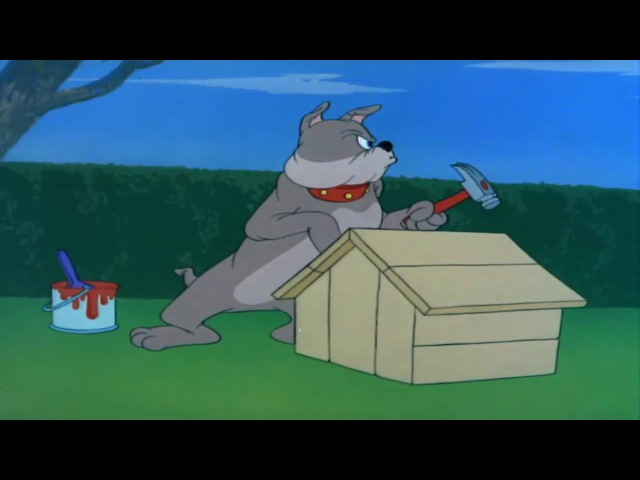 754 Tom and Jerry Episode 72 The Dog House Part 1