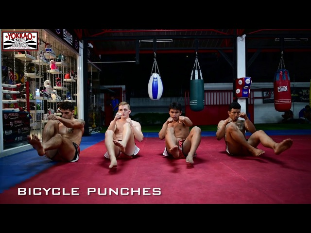 Muay Thai Fitness Workout Join the YOKKAO Fit Movement!
