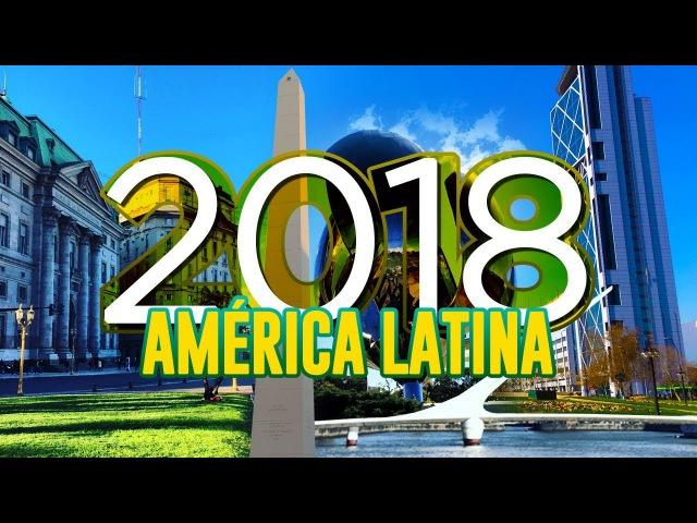 Los 10 mejores países para emigrar en América Latina 2018
