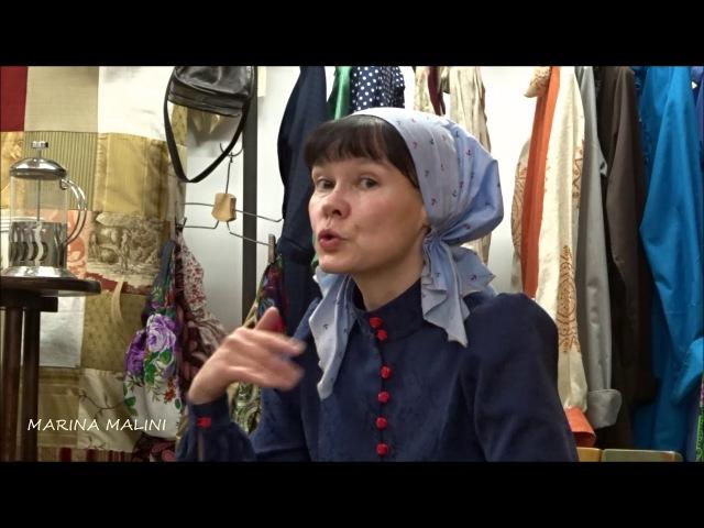 АЛЁНА СТЕРЛИГОВА. ЖЕНСКИЙ КЛУБ. МОСКВА. 2018-02-02