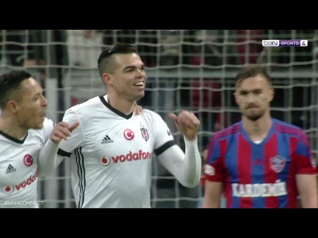 Pepe vs Karabukspor (Home) (10/02/2018) SuperLig 17-18 1080i HD