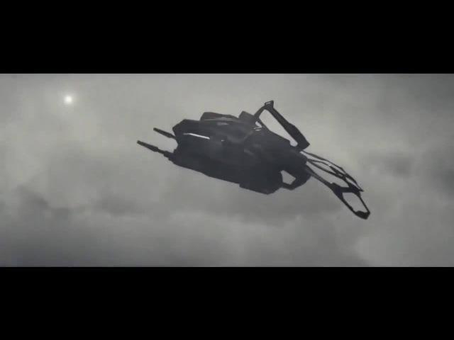 Sci-Fi Short Film HDRha by Kaleb Lechowski (Русская озвучка от BadCatStudio)