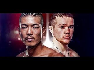 PETR YAN vs TERUTO ISHIHARA (UFC SINGAPORE)