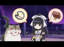 Overlord Pure Pure Pleiades - Hamsuke no jikan! (Enlish Subtitled)