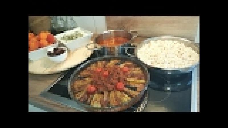 Parmak Kebabı - Ezogelin Çorbası - Pilav   Hatice Mazı ile Yemek Tarifleri