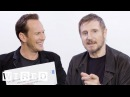 Liam Neeson Patrick Wilson Answer the Web's Most Searched Questions | WIRED