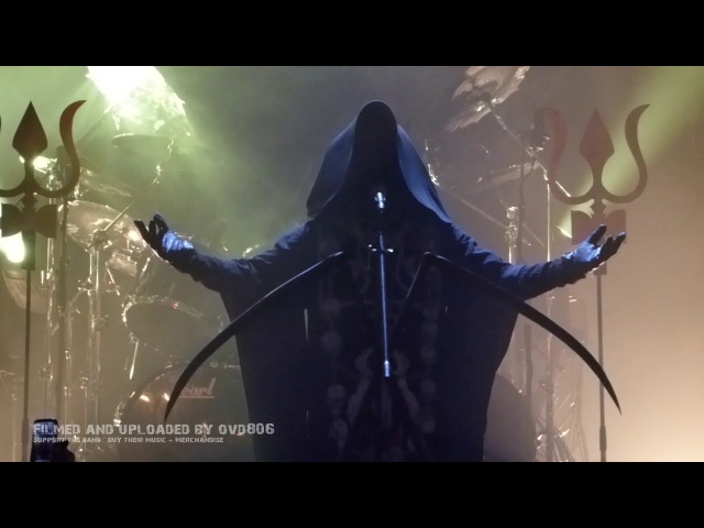 Cult of Fire - Tantric Sex_Death_When Death is All @ Eindhoven Metal Meeting 2017-Dec-15