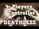 4 Players 1 Controller DEATHLESS - Dark Souls 3