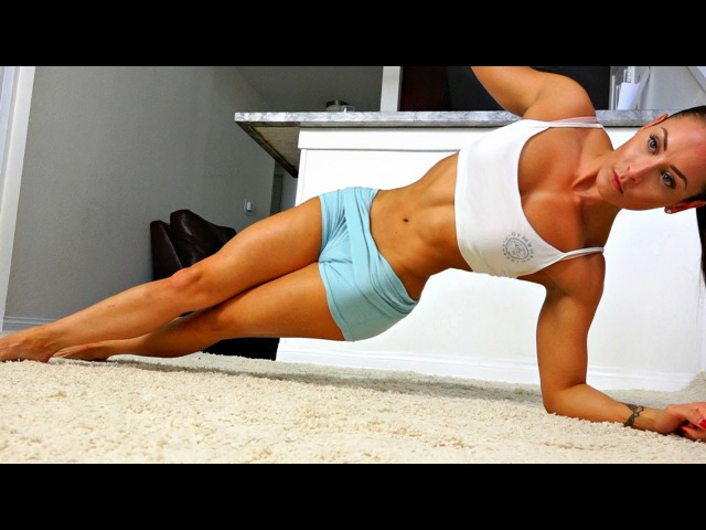 5 min Total Ab Workout Lean Toned Stomach