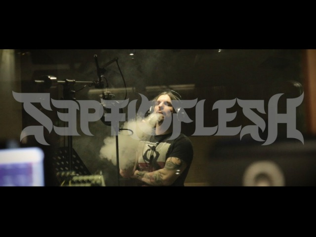 Septicflesh - The making of Codex Omega (Part 3 Vocals)