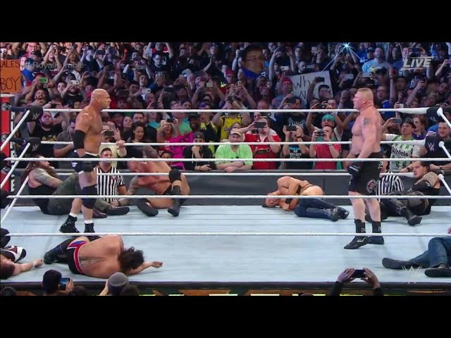 BEST MOMENTS in WWE Royal Rumble Match History OMG Moments