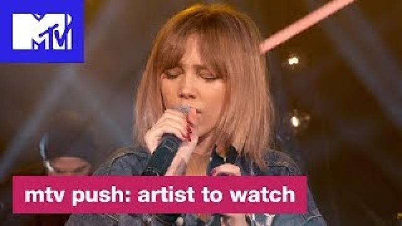 Grace VanderWaal Performs 'River'   MTV Push: Artist to Watch
