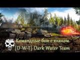 Командные бои с кланом D-W-TDark Water Team 13.12.2017