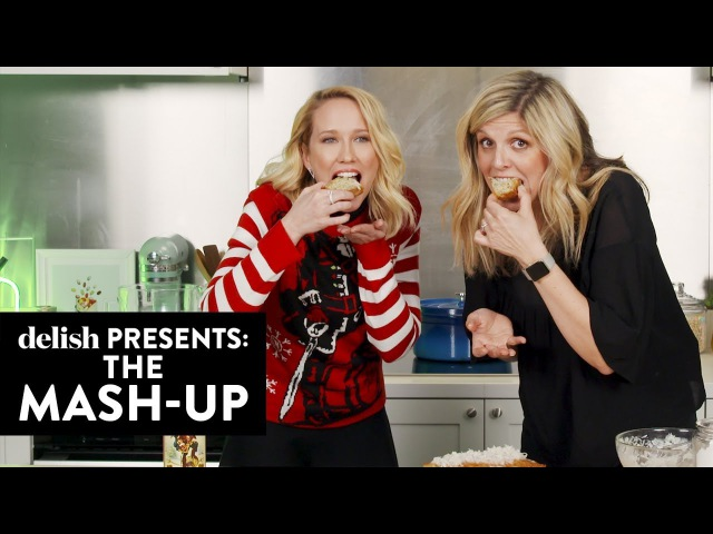 Anna Camp Made The Booziest Spiked Banana Bread We've Ever Tasted | Delish