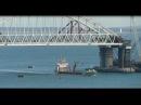 Крымский мост Самые последние 22 10 2017 новости Работа на арках и фарватерных опорах Обзор