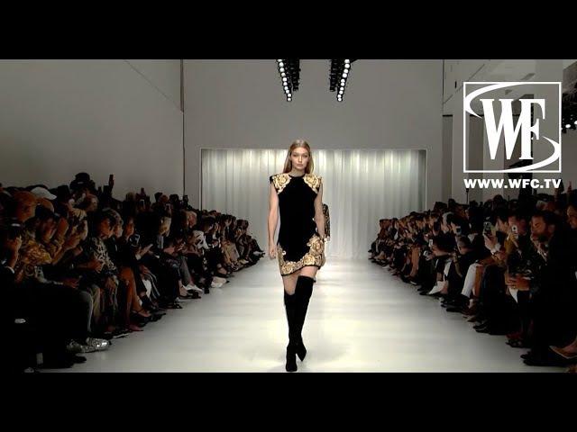 Versace Весна/Лето 2018 Неделя Моды в Милане