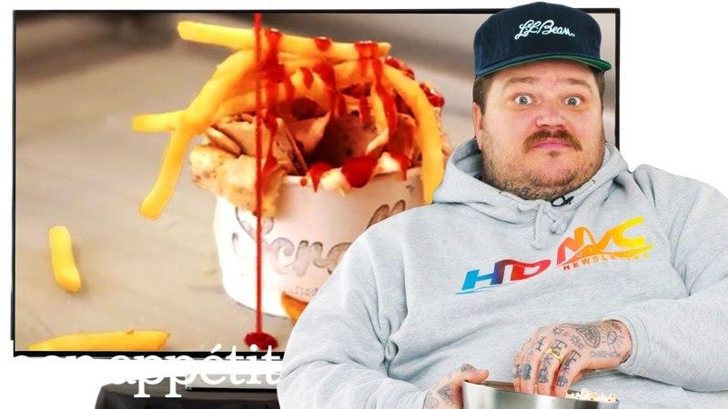 Matty Matheson Reviews The Internet's Most Popular Food Videos Bon Appétit