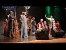 Сцена из мюзикла Тристан и Изольда...