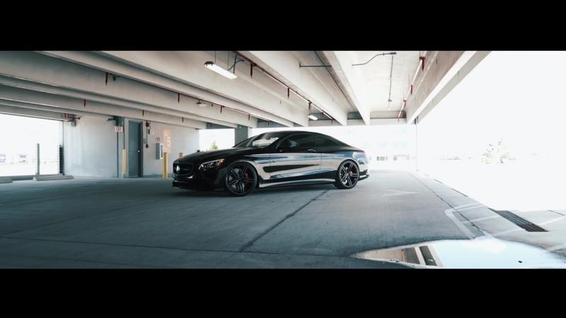 BM™♕ Mercedes Benz S63 AMG Coupe Vossen