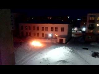 #ХэлоуВоркута | Сжигание мусора