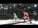 Gamma Kaito Ishida Syachihoko BOY vs Hyo Watanabe Shun Skywalker U T Dragon Gate Farewell Jimmyz Gate Day 6