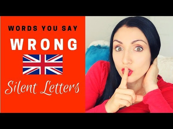 Commonly Mispronounced Words Containing Silent Letters Spon