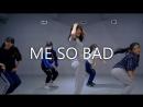 Prepix dance studio Tinashe - Me So Bad (ft. Ty Dolla $ign French Montana) / Jiyoung Youn Choreography