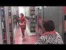 Один день из жизни библиотекарей*Фильм к Новому году*2018