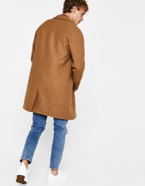 Пальто из сукна