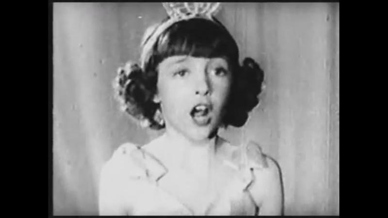 A Hot Tap Dance Number Featuring Britains Own Little Hazel Ascot