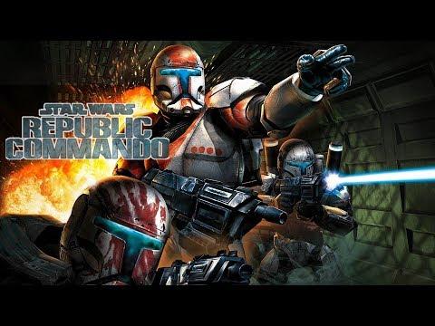 Star Wars: Republic Commando - Часть 1