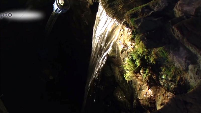 La source de la Grotte comme vous ne lavez jamais vue