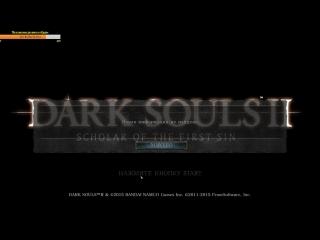 Кто это тут у нас умирает #2 (Dark Souls II Scholar of the First Sin)
