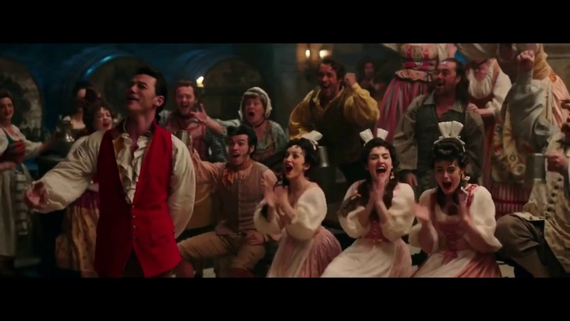 Beauty and the Beast (2017) - GASTON SONG - Best Moments Singing [HD]