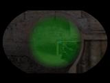 Прострел из верхней тёмки de_dust2