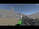 Slendytubbies 3 Multiplayer 1.26 Прохождение Карта Пустыня (день) Режим соло выживание